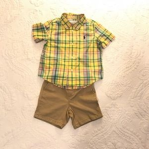 Toddler Boy's Outfit